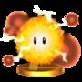 Trofeo de Chispino SSB4 (3DS).png