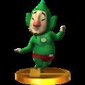 Trofeo de Tingle SSB4 (3DS).png