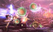 Castañazos atacando a Pit en Kid Icarus Uprising.jpg