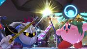 Meta Knight junto a Kirby con el poder de Palutena SSB4 (Wii U).png