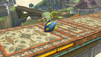 Un Bombuchu en Super Smash Bros. para Wii U