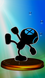 Trofeo de Mr. Game & Watch (Smash 2) SSBM.png