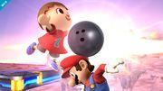 Aldeano atacando (2) SSB4 (Wii U).jpg