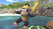 Diddy Kong en Gran Bahía SSBU.jpg