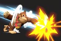 Vista previa de Puñetazo gigantesco en la sección de Técnicas de Super Smash Bros. Ultimate