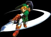 Art oficial de Link usando el ataque circular Ocarina of Time.png