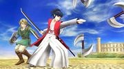 Link junto a Takamaru SSB4 (Wii U).jpg