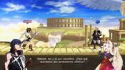 Chrom en la Burla Smash del Templo de Palutena SSB4 (Wii U).png