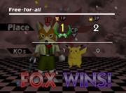 Pose de victoria de Fox (2-3) SSB.png