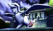 Reshiram en el Palacio de N SSB4 (3DS).jpg
