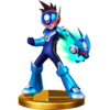 Trofeo de Star Force Mega Man SSB4 (Wii U).png