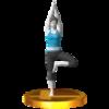 Trofeo de El árbol SSB4 (3DS).png