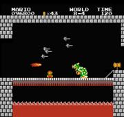 Bowser lanzando martillos en Super Mario Bros..png