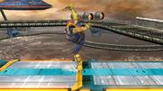 Ataque fuerte superior de Captain Falcon (1) SSB4 (Wii U).png