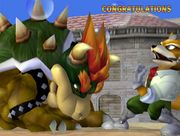 Créditos Modo All-Star Bowser SSBM.jpg