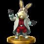 Trofeo de Peppy Hare SSB4 (Wii U).png