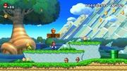 Llegada a la Dehesa Bellotera New Super Mario Bros U.jpg