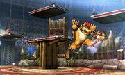 Bowser y Samus en el Coliseo de Regna Ferox SSB4 (3DS).jpg