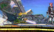 Ataque fuerte hacia abajo Lucina SSB4 (3DS).jpg