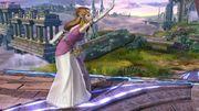 Burla hacia abajo Zelda SSB4 Wii U.jpg
