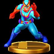 Trofeo de Captain Rainbow SSB4 (Wii U).png