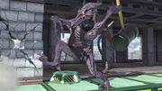 Ridley usando un martillo en Wrecking Crew SSBU.jpg