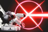 Vista previa de Láser Robo en la sección de Técnicas de Super Smash Bros. Ultimate