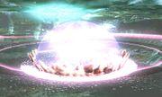 Explosión de la bomba del Reinicio SSB4 (3DS).jpg