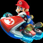 Art de Mario en Mario Kart 8.png