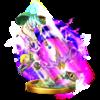 Trofeo de Agujero negro y rayo concentrado SSB4 (Wii U).png