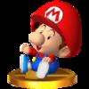 Trofeo de Bebé Mario SSB4 (3DS).png