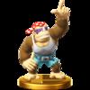 Trofeo de Funky Kong SSB4 (Wii U).png