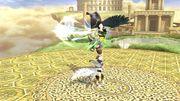 Lanzamiento hacia arriba Pit SSB4 Wii U.jpg
