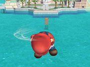 Ataque aéreo hacia abajo (3) Mario SSBB.jpg