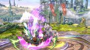 Lanzamiento hacia abajo Mewtwo SSB4 (Wii U).JPG
