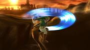 Ataque aéreo delantero de Link (1) SSB4 (Wii U).png