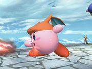 Kirby usando Lanzallamas SSBB.jpg