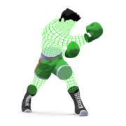 Artwork de Little Mac (Malla) SSB4.png