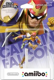 Embalaje del amiibo de Captain Falcon.png