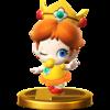 Trofeo de Bebé Daisy SSB4 (Wii U).png