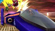 Captain Falcon usando su Smash Final SSB4 (Wii U).jpg