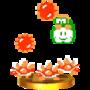 Trofeo de Lakitu y picudos SSB4 (3DS).png