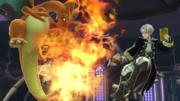 Charizard y Daraen en la Liga Pokémon SSB4 (Wii U).png