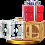 Trofeo de Cajas SSB4 (Wii U).png