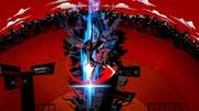 Ataque aéreo hacia abajo de Joker+Arsene (2) Super Smash Bros. Ultimate.jpg