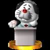 Trofeo de Inuji Darumeshi SSB4 (3DS).png