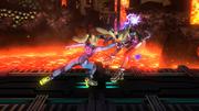 Lanzamiento delantero de Samus Zero (1) SSB4 (Wii U).png