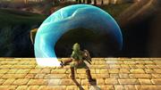 Ataque Smash hacia arriba Link SSBB (1).png