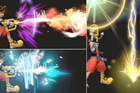 Vista previa de Magia en la sección de Técnicas de Super Smash Bros. Ultimate