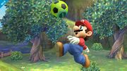 Balón de Fútbol de la Entrenadora de Wii Fit SSB4 (Wii U).jpg